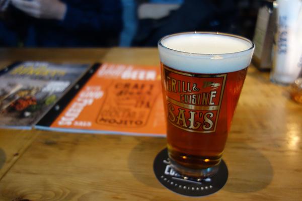 クラフトビールを新百合ケ丘で