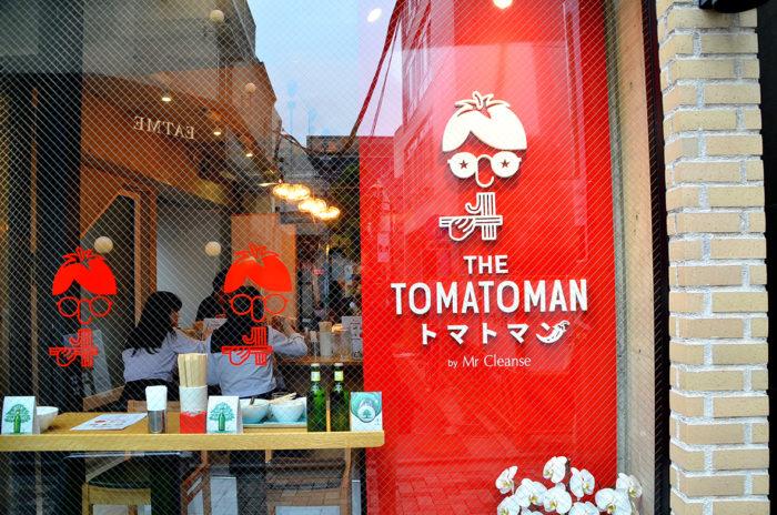 トマトマン 表参道 原宿